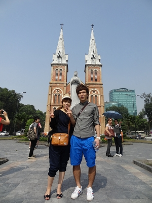ベトナム、ホーチミン